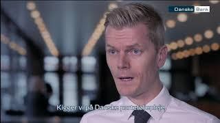 Afkast i Danske Porteføljepleje oktober 2018