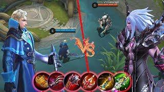 Video MARTIS VS ALUCARD FULL LIFESTEAL ITEMS - Who Will Win This Epic Battle ? (Mobile Legends) MP3, 3GP, MP4, WEBM, AVI, FLV Juli 2018
