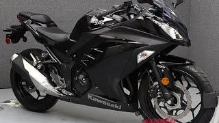 10. 2014 Kawasaki Ninja 300  - National Powersports Distributors