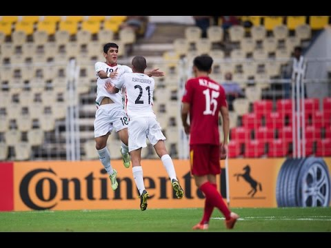 Xem lại Iran U16 5 - 0 Việt Nam U16 25-9-2016, Highlights, AFC U-16 Championship 2016