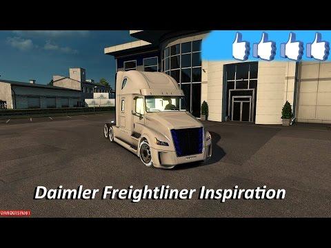 DAIMLER FREIGHTLINER INSPIRATION v3.0