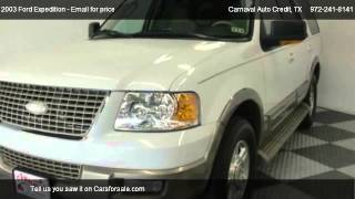 2003 Ford Expedition  - for sale in Dallas, TX 75229