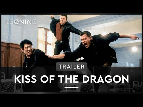 Kiss Of The Dragon - Trailer (deutsch/german)