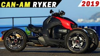 9. NEW 2019 Can-Am Ryker - Updated With New Engines Options