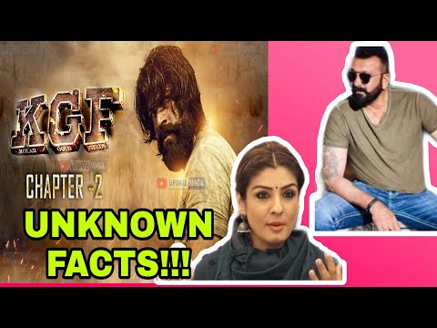KGF CHAPTER 2- UNKNOWN FACTS