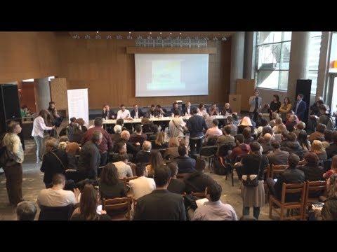 Debate υποψηφίων δημάρχων Θεσσαλονίκης