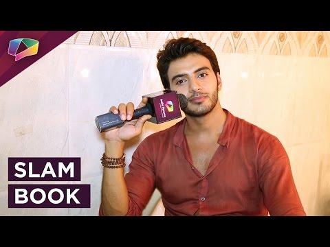 Vikram Singh Chauhan shares his slam book