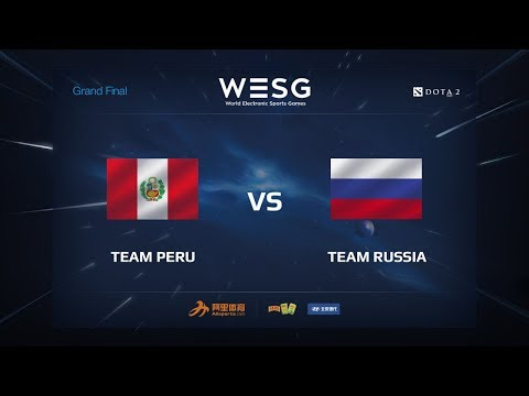 Download Team Peru против Team Russia, WESG 2017 Grand Final HD Mp4 3GP Video and MP3