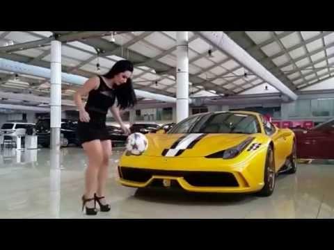 Raquel Benetti - Freestyle in heels - Salto Alto