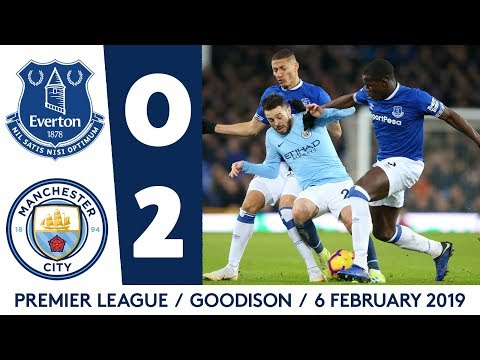 Video: TOFFEES DEFEATED BY LEAGUE LEADERS | EVERTON 0-2 MANCHESTER CITY