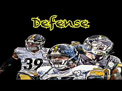 Steelers vs Giants Week 1 NFL Highlights | Steelers Defense | NFL 2020 Season | Domination