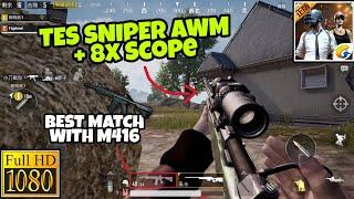 Video Coba Sniper Terbaik AWM + Scope 8x PUBG Mobile Quantum ! (Best Match AWM x M416) MP3, 3GP, MP4, WEBM, AVI, FLV Agustus 2018