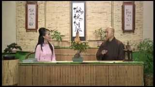 Người Để Thương 2 - Thầy. Thích Pháp Hòa trên VietfaceTV