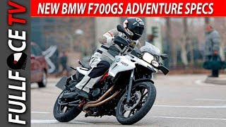8. 2017 BMW F700GS Review, Specs and Price