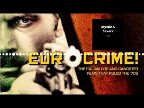 Mike Malloy interviewed by Michael O'Keefe about 1970s Italian Crime Movies