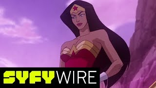 ►►Subscribe To SYFY Wire: http://po.st/SubscribeSYFYWireAn exclusive sneak peek at the DC Animated Movies 10 Year Anniversary Box Set featuring Batman, Justice League, and more! The box set includes Five DC Showcase Animated Shorts, All Special Features from All 30 Films, and Exclusive Collectibles.SYFY Wire is dedicated to all things science fiction, fantasy and supernatural horror (with some other stuff like space and future technology thrown in for good measure). It features news and original reporting about movies, TV, games, books, genre figures and more. We've got recaps, interviews, movie trailers, and sneak peeks at upcoming TV shows. Plus: Top 10 lists, Q&As, videos, funny stuff and a lot more.Visit SYFYWire.com:  http://po.st/BlastrFind SYFYWire on Facebook: http://po.st/LikeBlastrFollow SYFYWire on Twitter: http://po.st/FollowBlastrExclusive Sneak Peek: DC Animated Movies 10 Year Anniversary Box Set  SYFY Wirehttps://www.youtube.com/channel/UC985XM8r_uh-_znGrj8HG9w