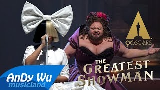 "Video OSCARS 2018 | Keala Settle - THIS IS ME (feat. Sia) ""THE GREATEST SHOWMAN"" MP3, 3GP, MP4, WEBM, AVI, FLV Maret 2018"