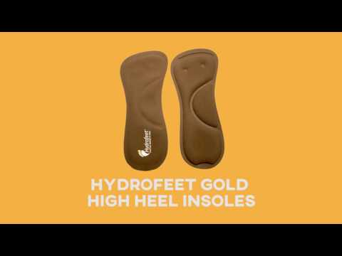 High heels insoles - The Key To A Therapeutic Catwalk
