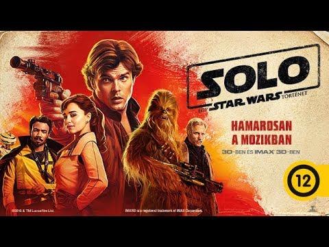Solo: Egy Star Wars-történet (12) - hivatalos szinkronizált előzetes #2