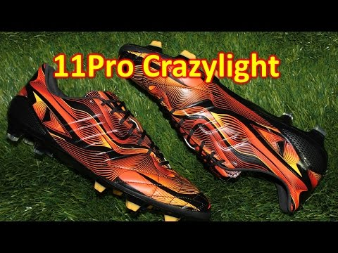 Feet - Adidas 11Pro Crazylight Review + Discount Coupon Codes http://soccerreviewsforyou.com/2014/10/adidas-11pro-crazylight-review/ Go to http://soccerreviewsforyou.com/ to see full written reviews...