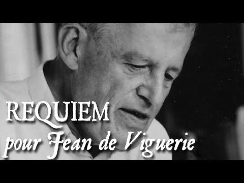 Messe de Requiem pour M. le Professeur Jean de Viguerie