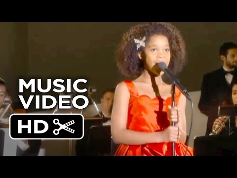"Annie - Sia Music Video - ""Opportunity"" (2014) HD"