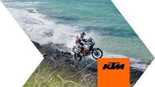 10. KTM 1090 ADVENTURE R – Chris Birch's Coastal Adventure | KTM