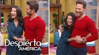 Ana Patricia se pone nerviosa al admitir su amor platónico por Sebastián Rulli