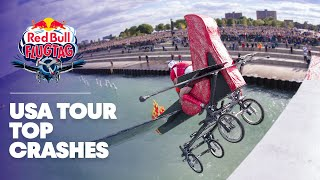 Top 10 Crashes - Red Bull Flugtag 2013