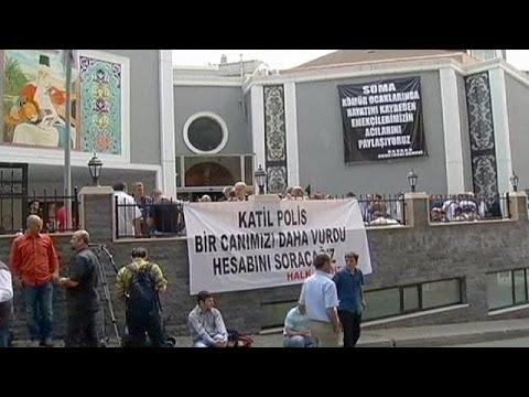 Turquie : violentes manifestations à Istanbul