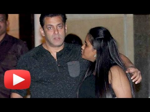 INSIDE PHOTOS Salman Khan at Arpita Khan and Ayush