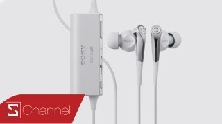 Schannel - Mở hộp tai nghe Sony MDR-NC100D - Digital Noise Canceling Earbuds - CellphoneS