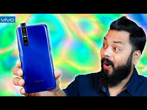 VIVO V15 PRO Unboxing & First Impressions! World's 1st 32mp Pop-Out Camera..