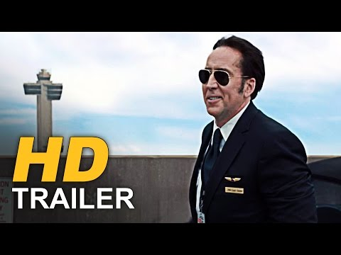 LEFT BEHIND Trailer German | Deutsch [2014] Nicolas Cage