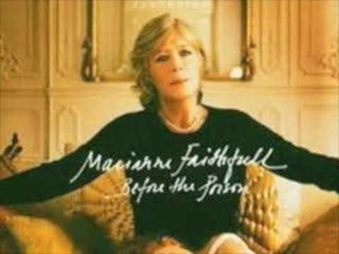 Marianne Faithfull - My friends have lyrics