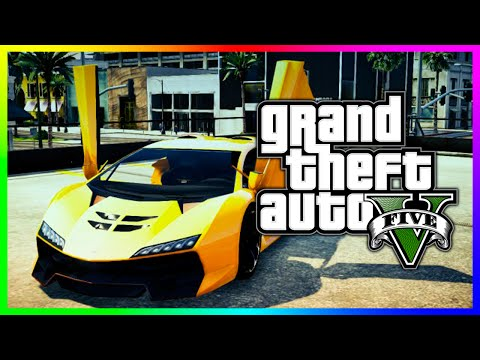 "GTA 5 Awesome Custom Paint Jobs – ""Frosted Blue"", ""Rugged Red"" & More In GTA 5 Online! (GTA V)"
