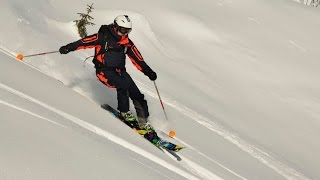Revelstoke (BC) Canada  city pictures gallery : Heli-Skiing (freeride) - Revelstoke, British Columbia in Canada (HD)