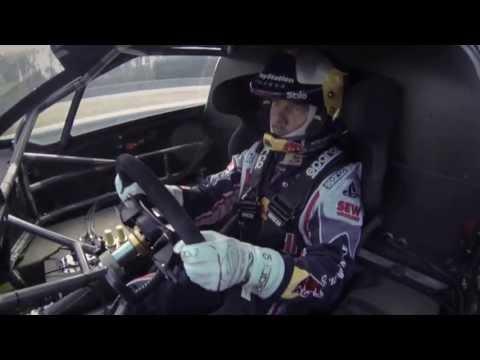 Sébastien Loeb prépare Pikes Peak 2013