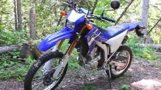 8. 2012 Yamaha WR250R
