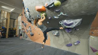 THE CRUSHER HAS ARRIVED - THORS TRAINING EXERCISE by Eric Karlsson Bouldering