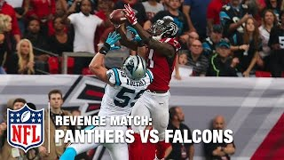Falcons Thwart Panthers Perfection: Revenge Match of the Week | Panthers vs. Falcons | NFL by NFL