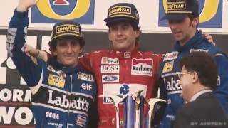 Ayrton Senna - The Legend of F1 Racing