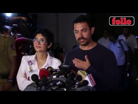 It Made Me Cry: Aamir Khan on Kapoor And Sons | Follo.in