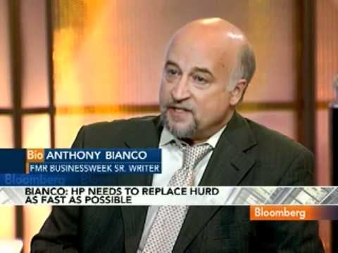 , title : 'Anthony Bianco Says HP Needs `Different Kind' of CEO: Video'