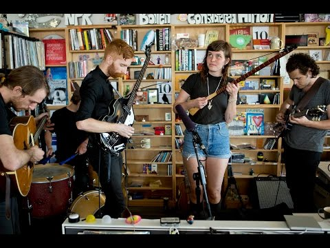 Saintseneca: NPR Music Tiny Desk Concert