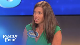 Video I'm gonna STICK MY FINGER in YOUR... | Family Feud MP3, 3GP, MP4, WEBM, AVI, FLV November 2018