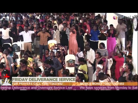 MCF Friday Deliverance Service with Ps Tom Mugerwa 15-March-2019