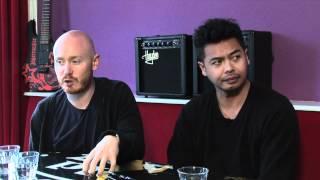 The Temper Trap interview - Dougy Mandagi and Joseph Greer (part 2)