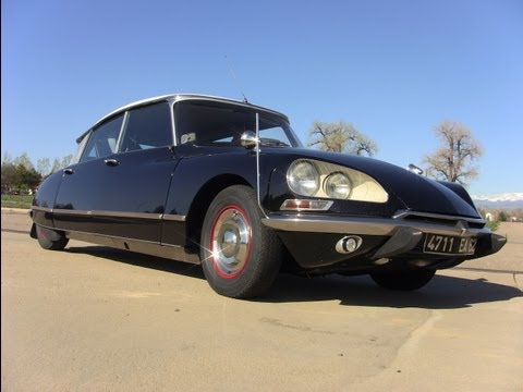 citroen - http://www.TFLcar.com ) The 1969 Citroen DS 21 is perhaps the ultimate French luxury car. It represents the best (and some would say worst) of French Autom...