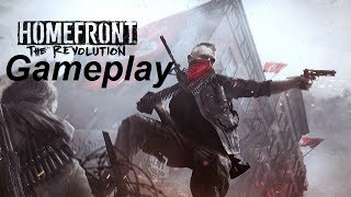 IN AT THE DEEP END  Homefront The Revolution  Gameplay